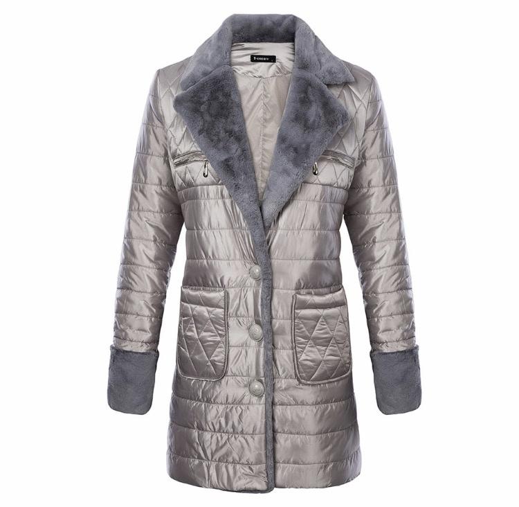Куртка пальто T-encore размер 46-48