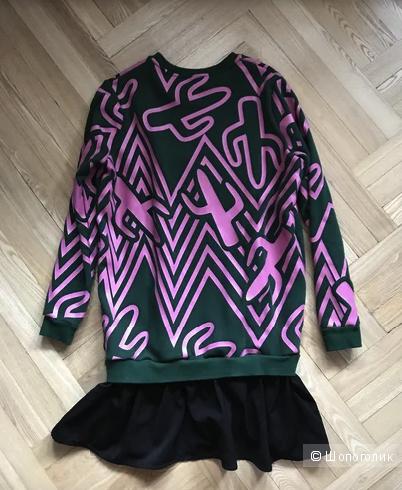 Платье-свитшот Ziztar размер 42-44