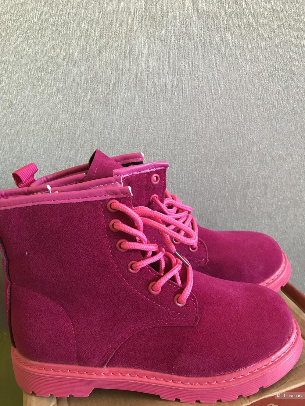 Ботинки no name 35 разм