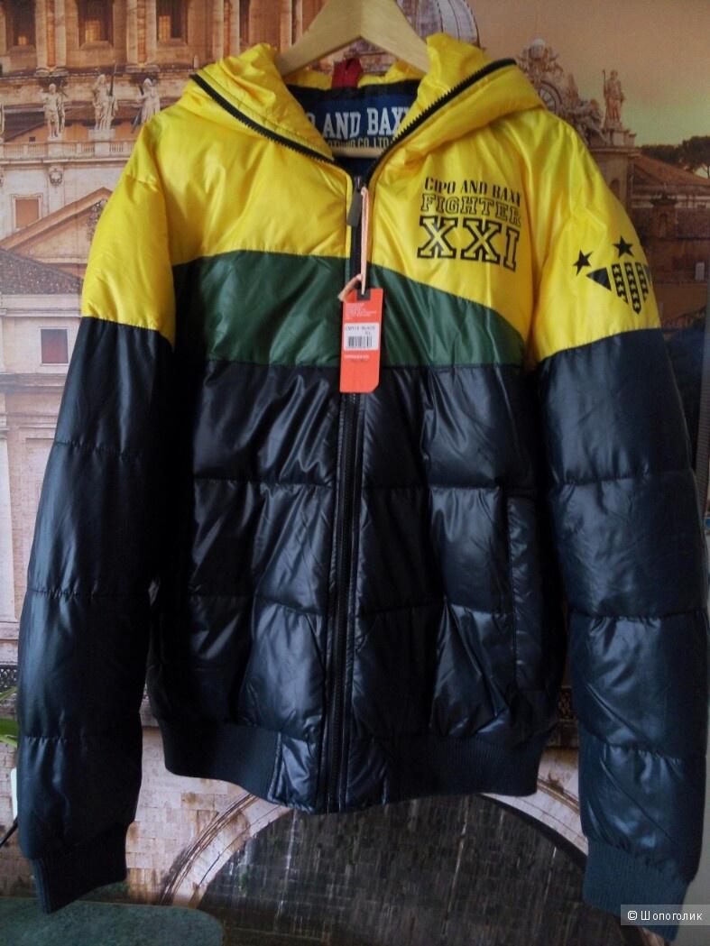 Куртка Cipo & Baxx, размер XL.
