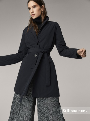 Пальто плащ MASSIMO DUTTI размер S