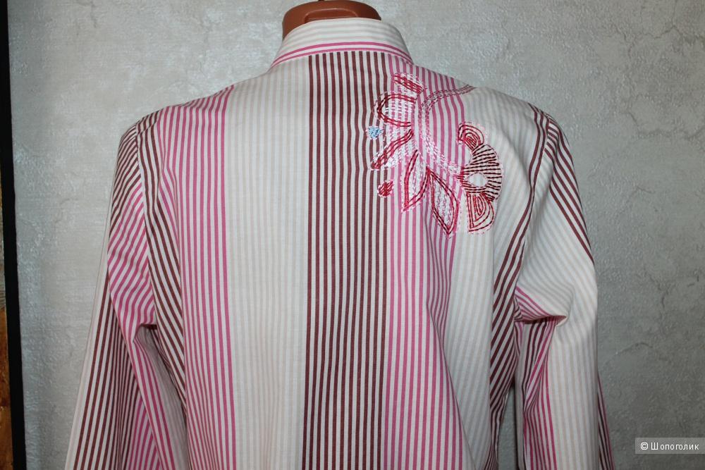 Блуза - рубашка  Cris.Devi, размер 48-50