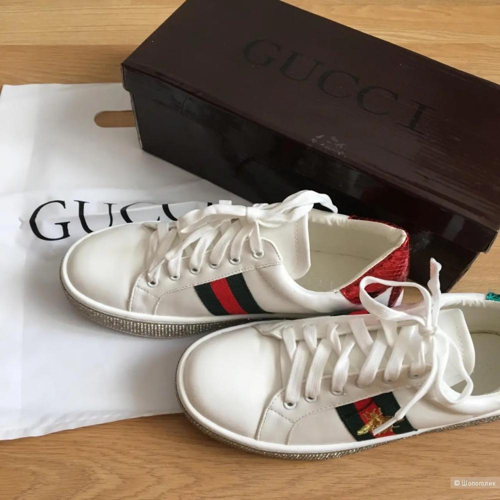 Кроссовки Gucci, 37
