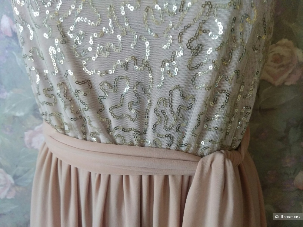 Платье var gils размер 42-44.
