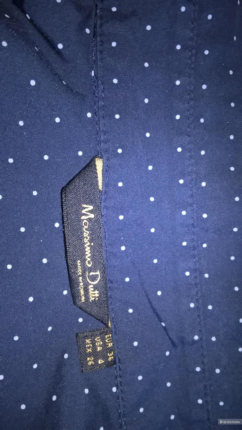 Рубашка Massimo Dutti, размер 36(42-44)