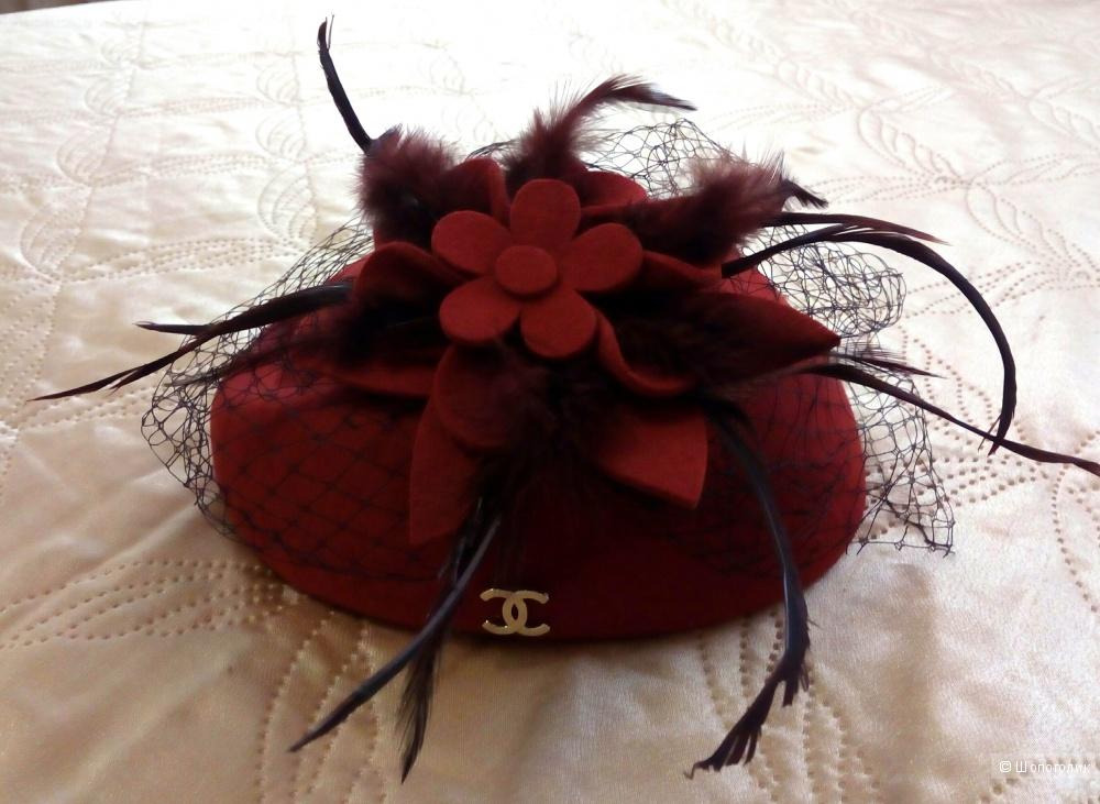Шляпка Chanel