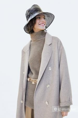 Пальто Zara шерсть, размер M
