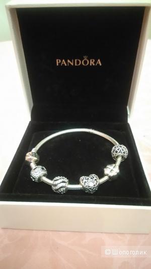 Браслет Pandora 19 размер