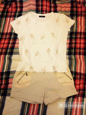 Сет: шорты и футболка reserved S