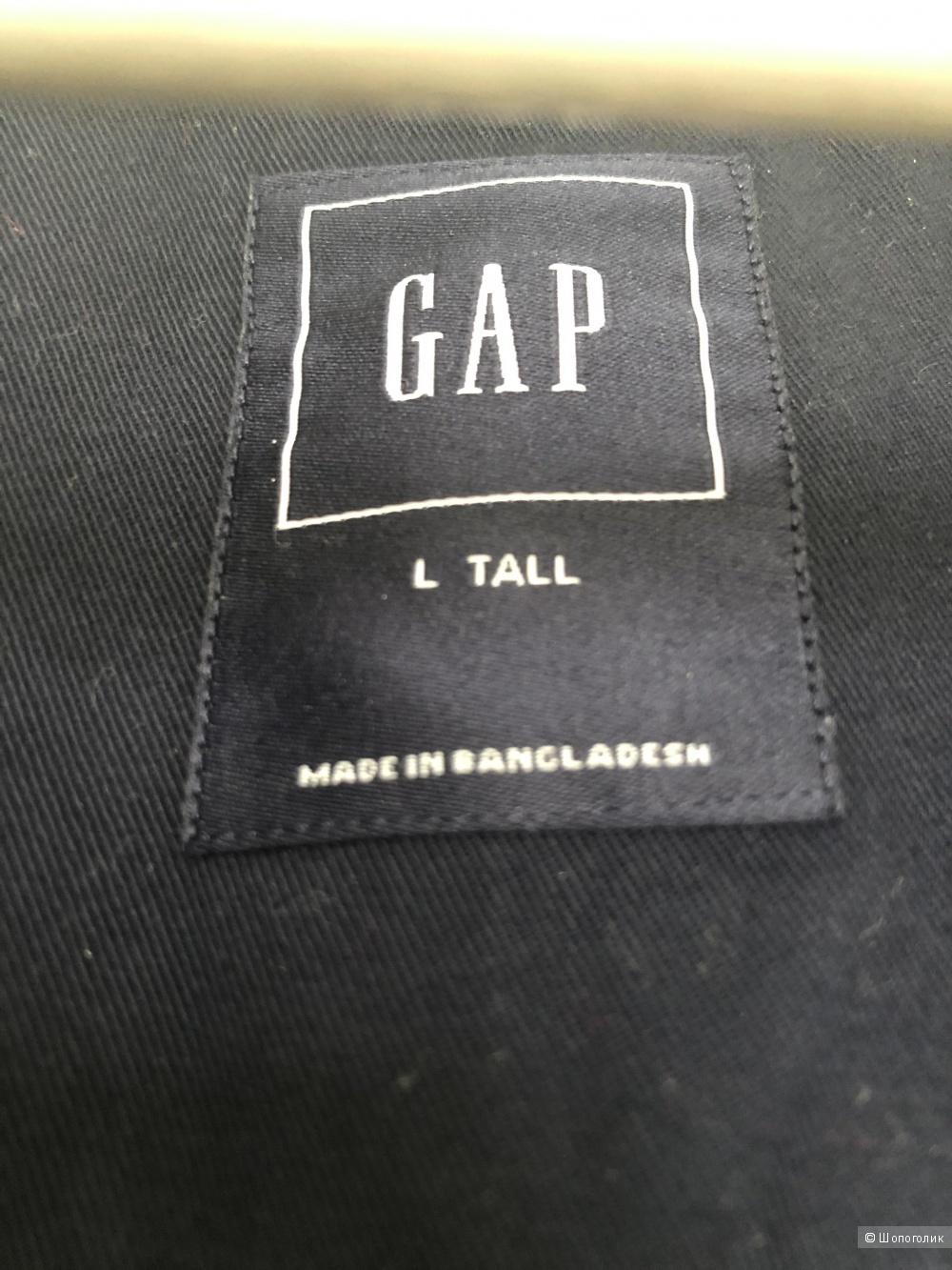 Тренч Gap L Tall