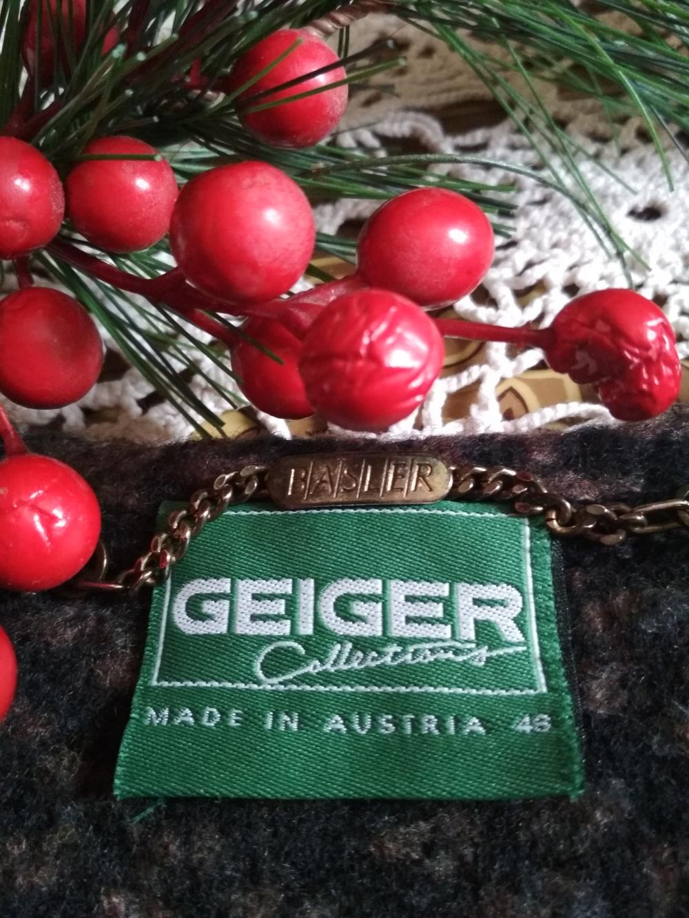 Пальто Geiger 46