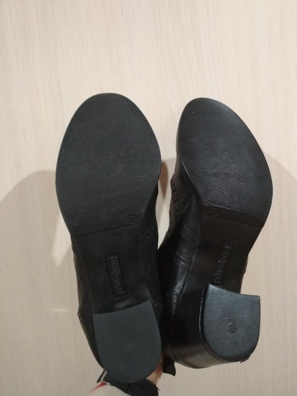 Ботинки Primadonna 38
