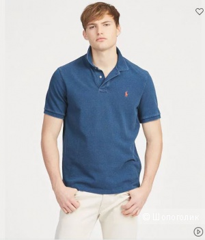 Поло мужское Ralph Lauren разм XL