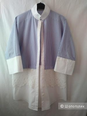 Рубашка ZARA ,  размер   M - L