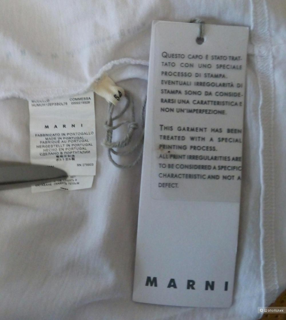 Футболка Marni 52-54 размер