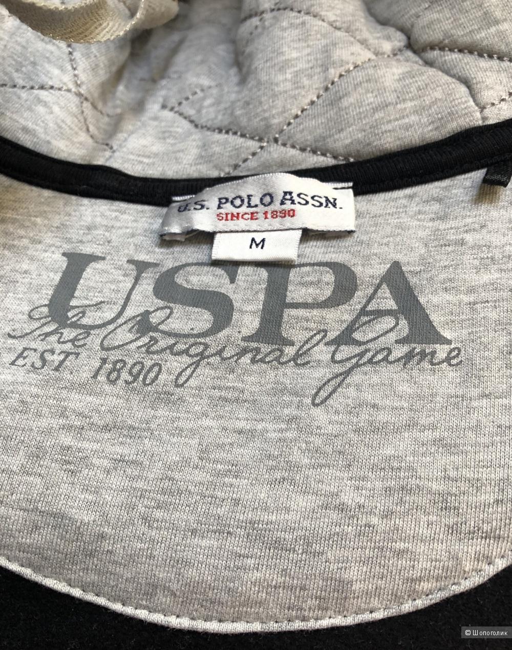 Худи  U.S. Polo Assn. размер М   ( на 46)