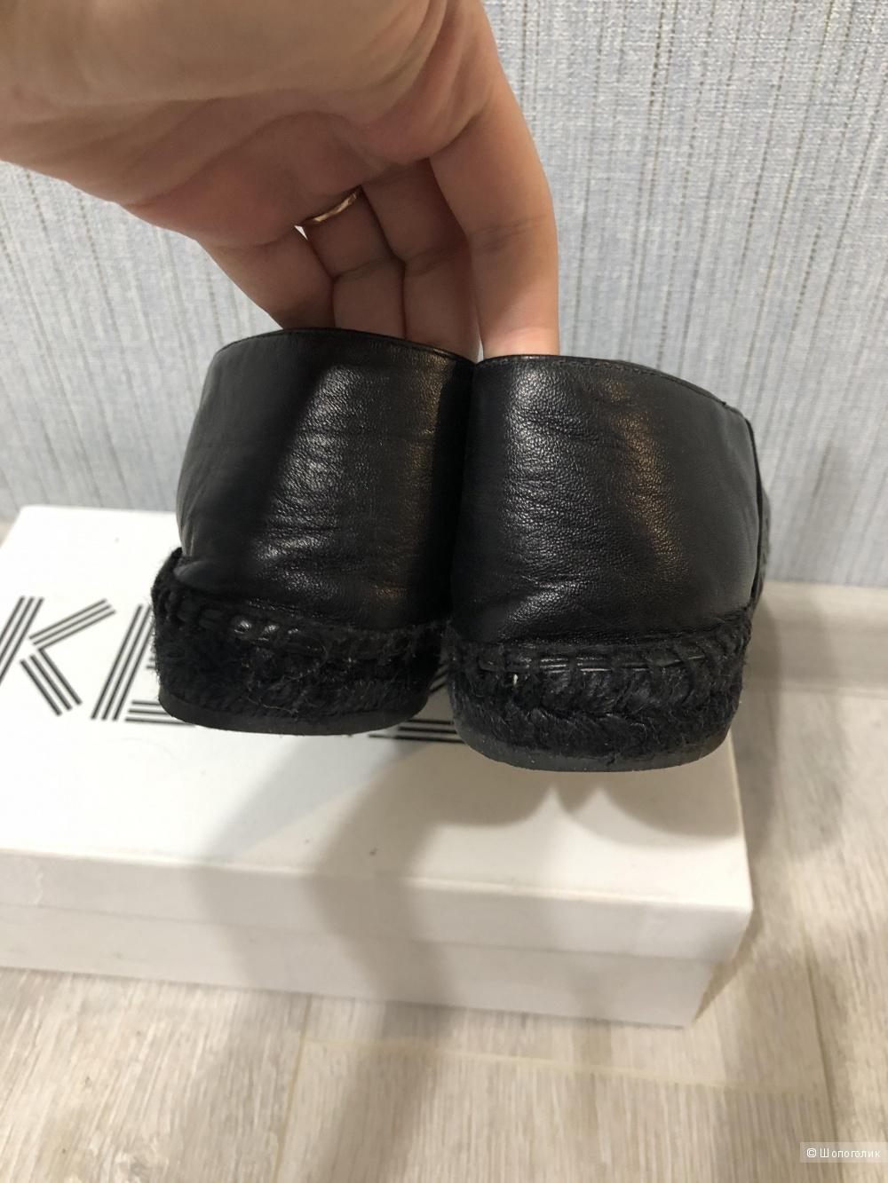 Эспадрильи Kenzo размер 39