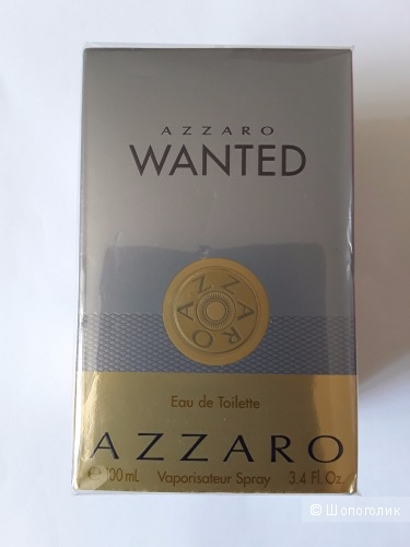 AZZARO Wanted EDT  50 мл.