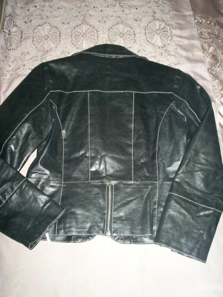 Куртка  Genuine Leather р 12 анг. на 46 русс.