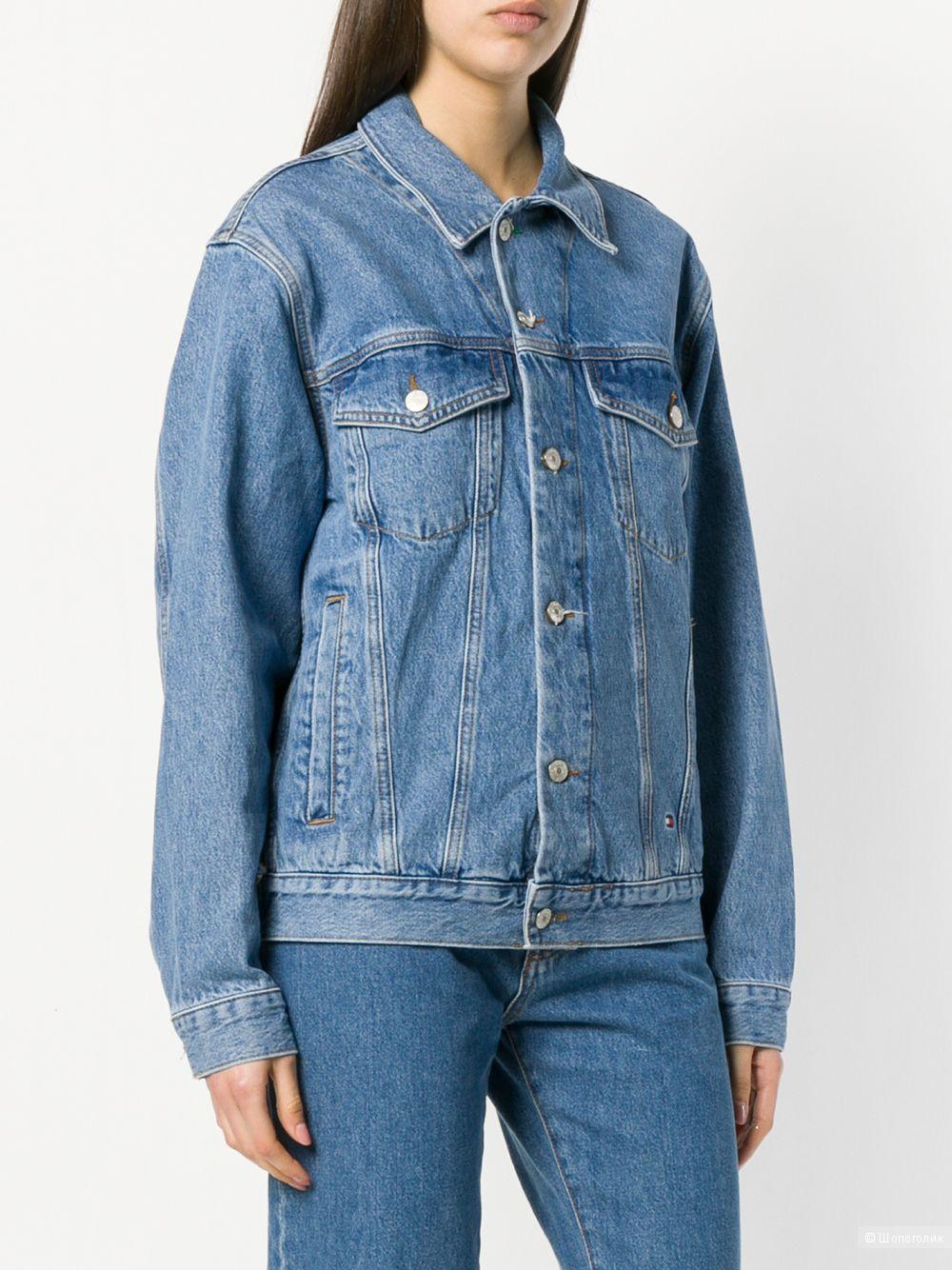 Джинсовая куртка Tommy Jeans, размер М