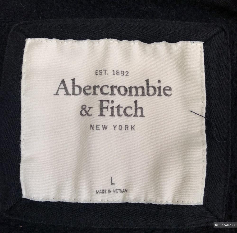 Худи слим на молнии  Abercrombie & Fitch размер L ( 46)