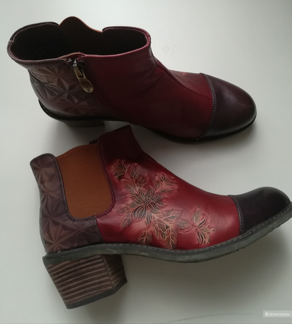 Ботинки Laura vita, размер 38