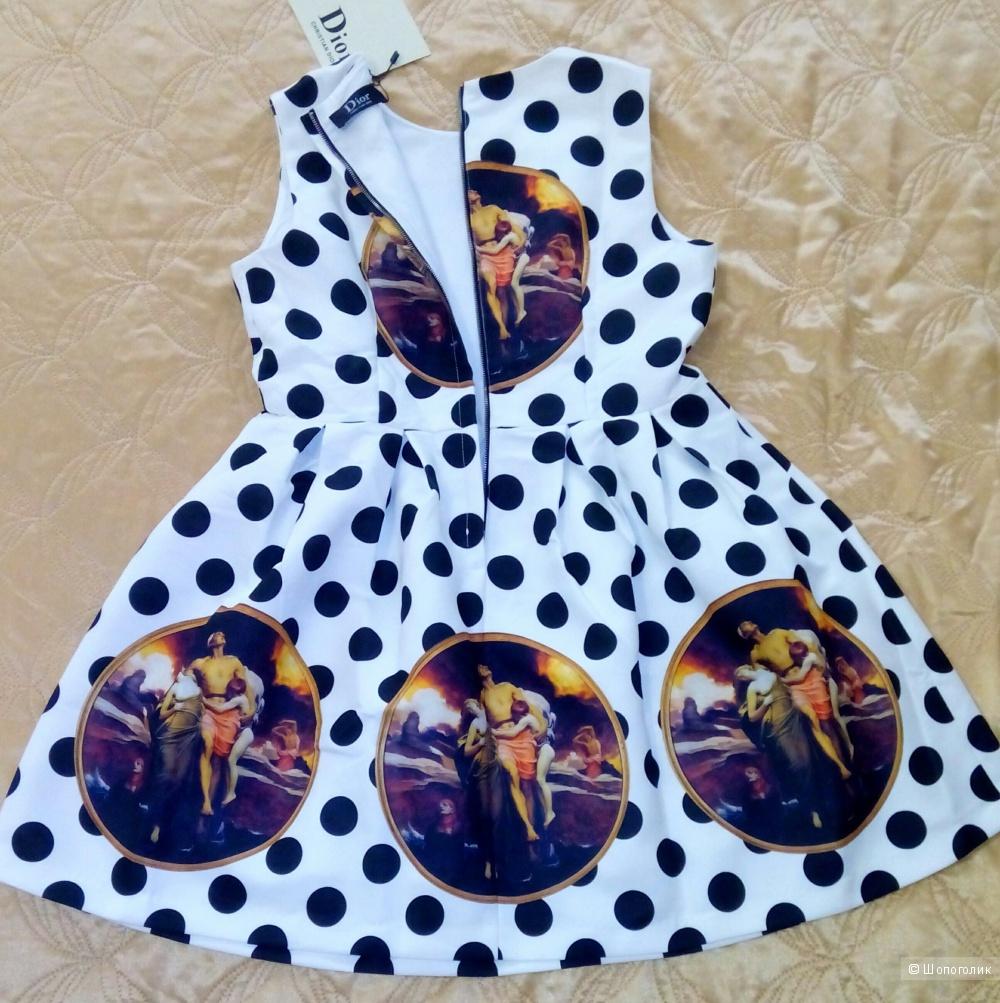 Платье Dior 48-50 размер