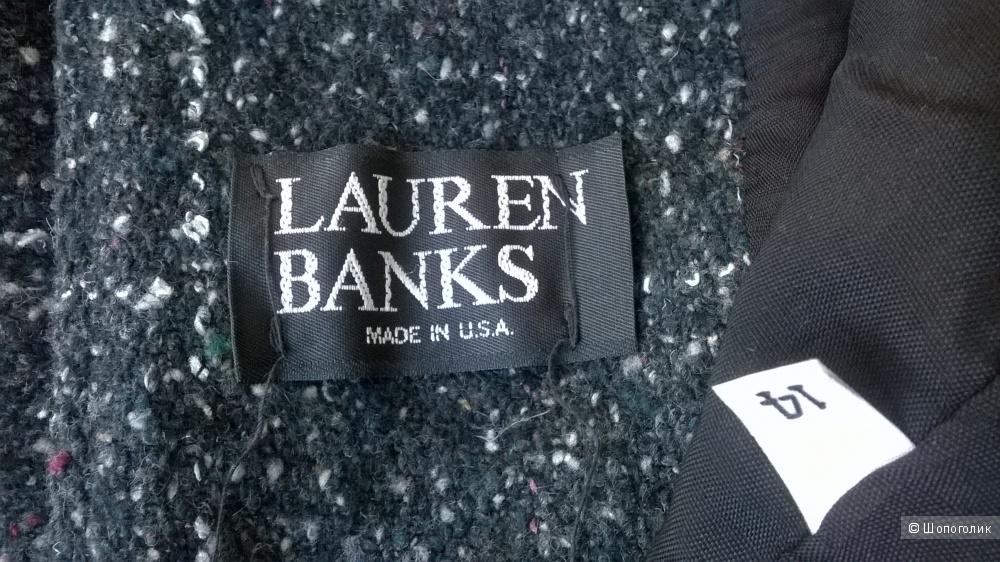 """Пальто """"LAUREN BANKS"""" США р.14 (48-50)"""