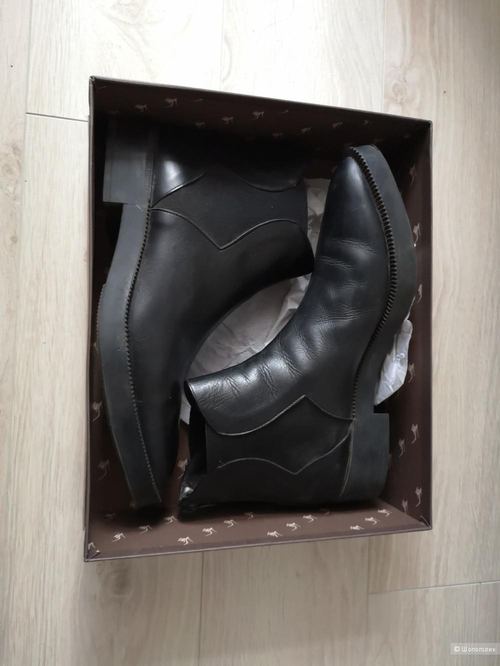Ботинки Prezioso, 40 размер