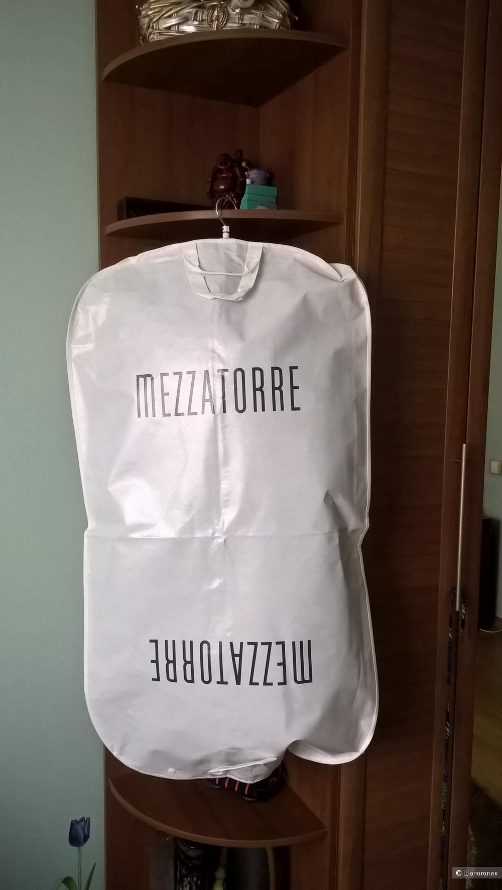 Пуховик Mezzatorre, размер 42-44