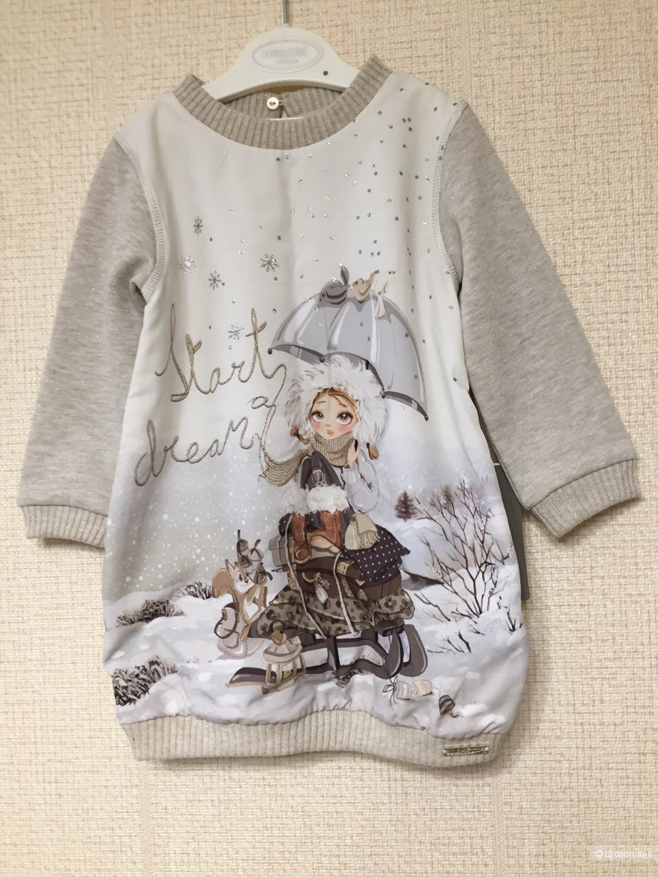 Платье-туника «Mayoral», р-р, 92