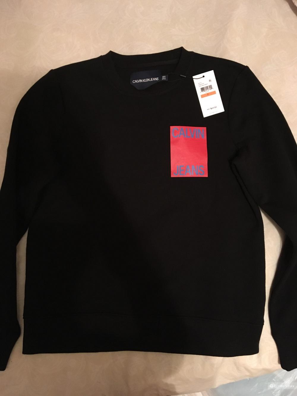 Новый свитшот Calvin Klein размер S