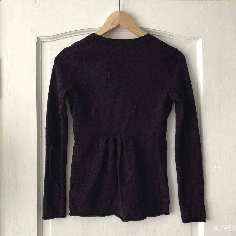 Шерстяной свитер J. Crew, S