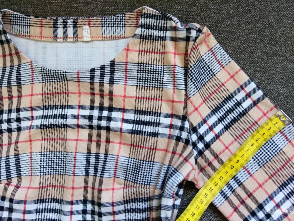 Платье в пол 46-48 размер