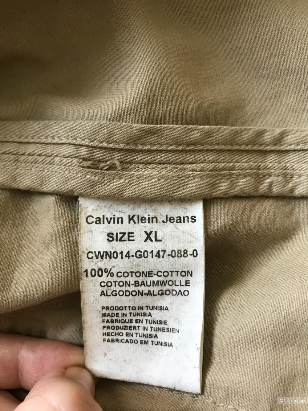 Парка Calvin Klein Jeans, р. XL