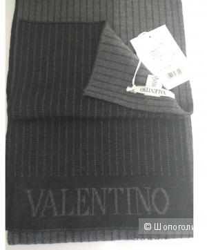 Шарф мужской шерстяной Valentino