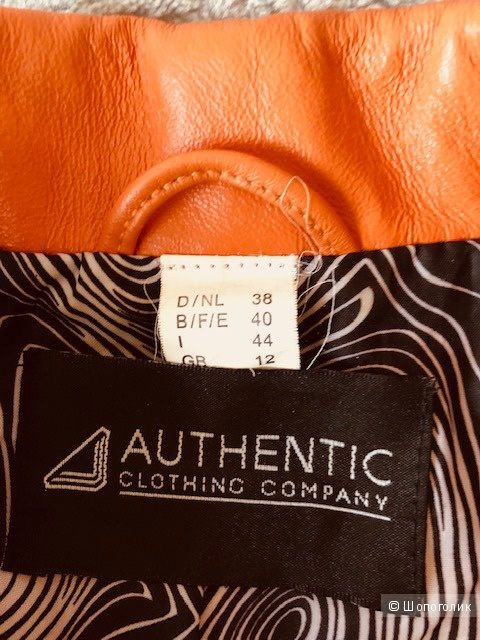 Пиджак AUTHENTIC CLOTHING COMPANY,44-,46росс