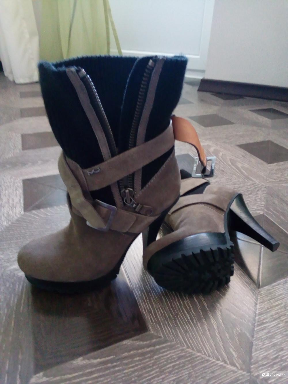 Ботинки MAKI UEHARA TOKYO, 37 размер