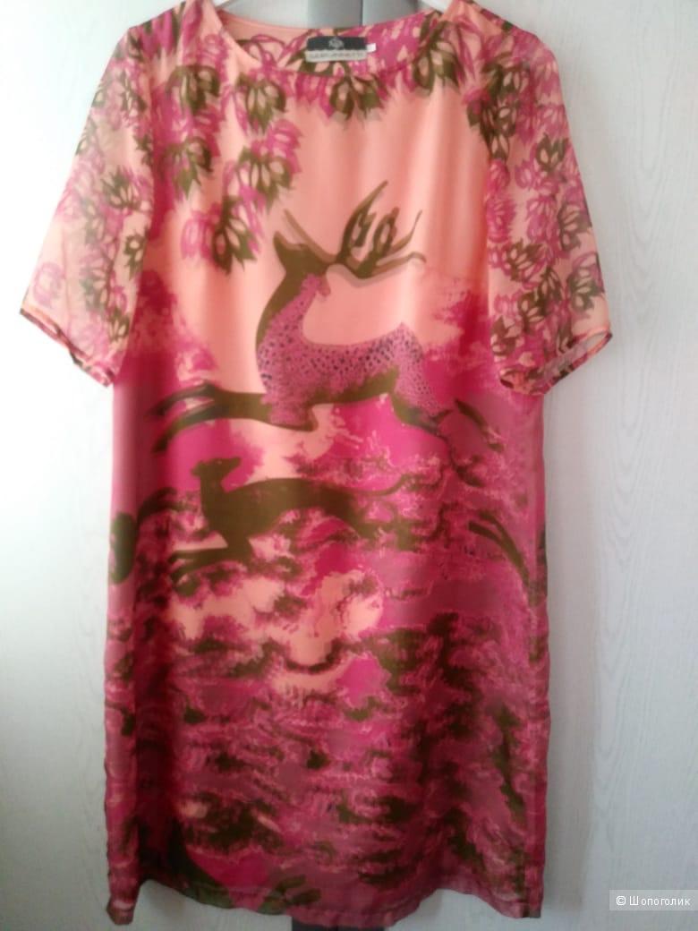 Платье SERGINNETTI , размер    L- XL