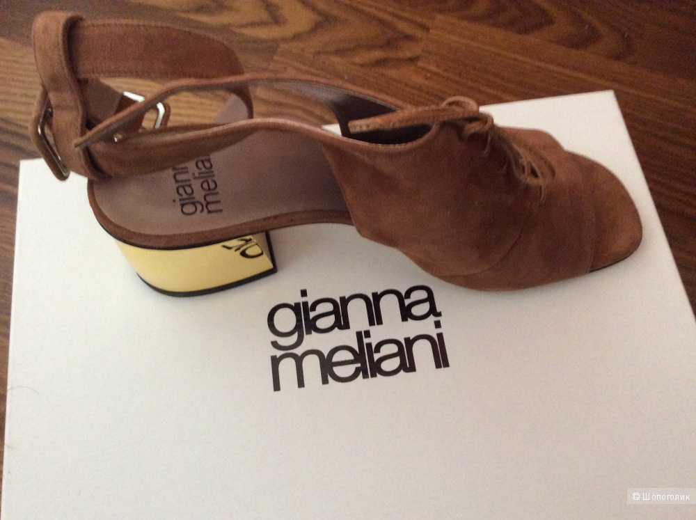 Сандалии, Gianna Meliani, 38