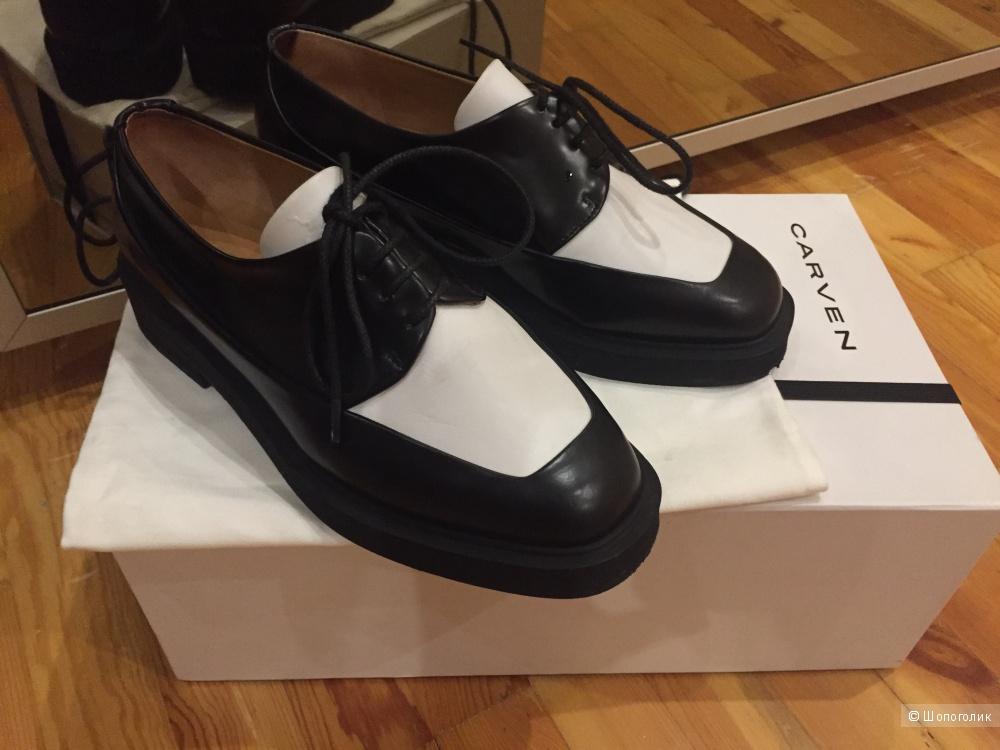 CARVEN туфли на 36 рус