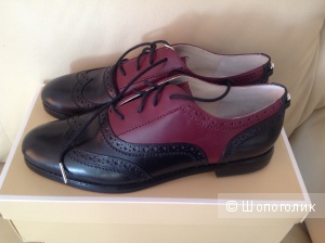 Туфли броги Michael kors, размер 10, на 40-41