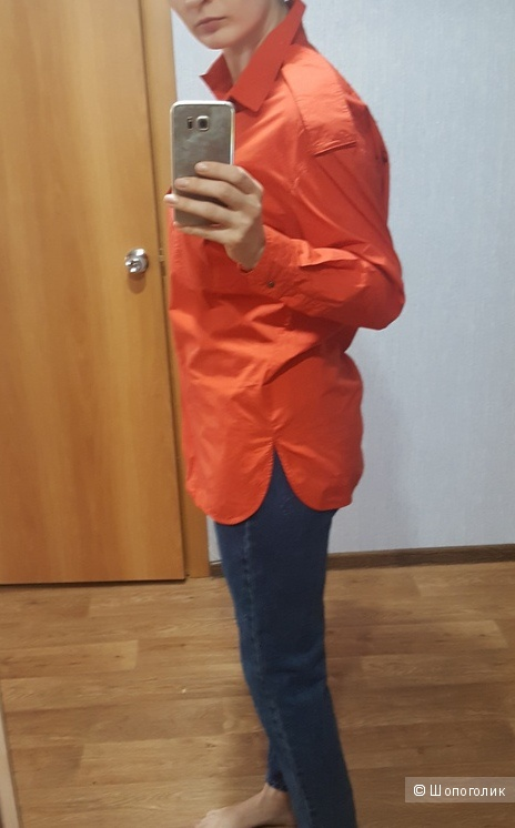 Рубашка Sportmax Max Mara , оверсайз