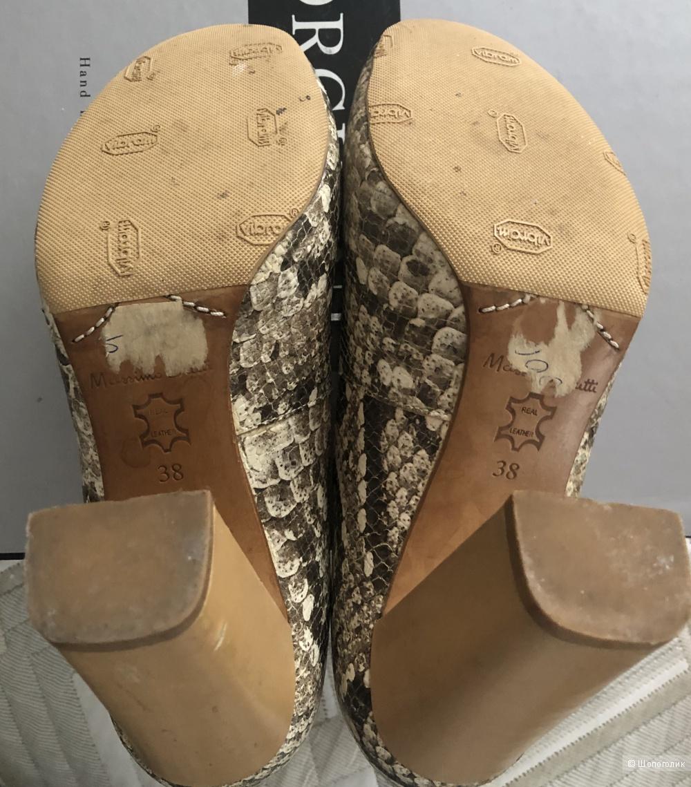 Туфли Massimo Dutti  размер 38