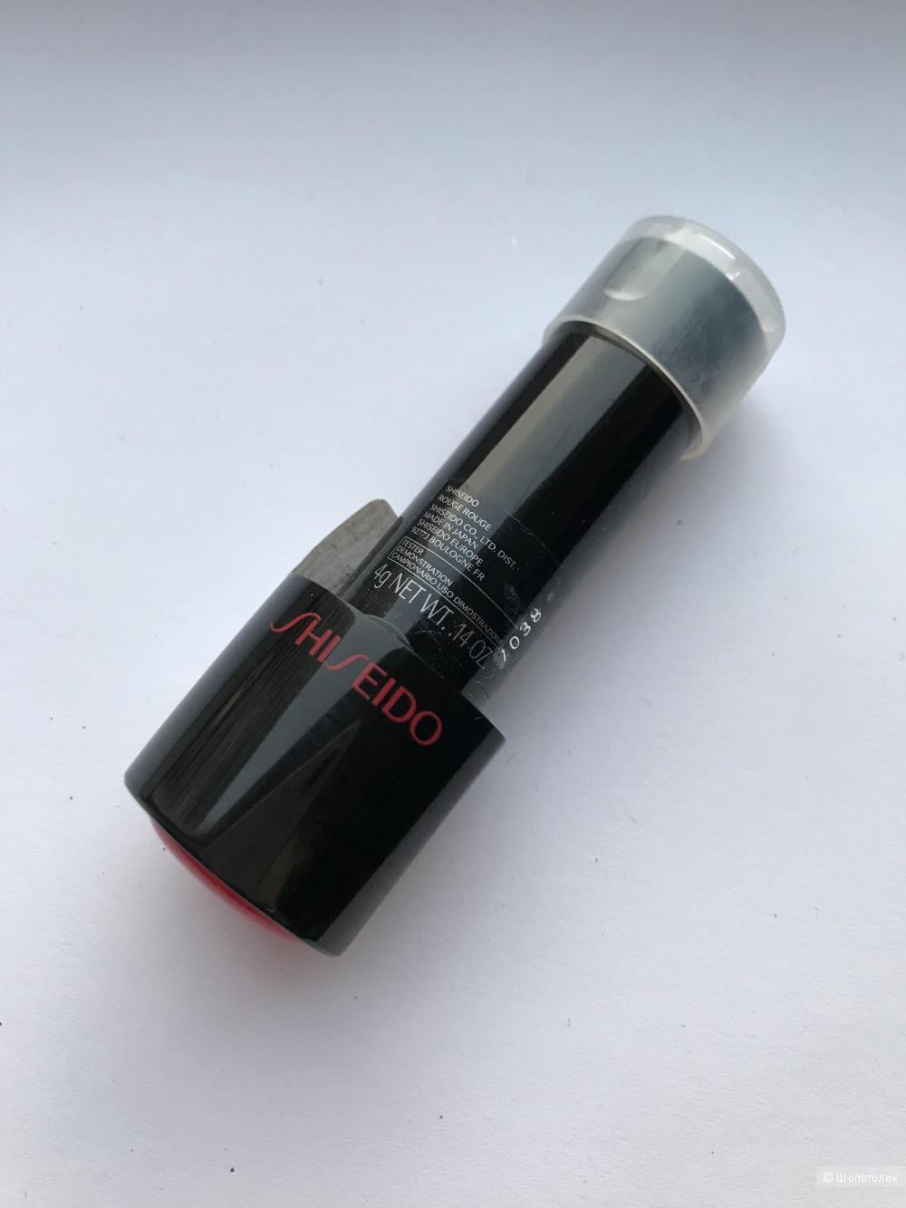 Shiseido Rouge Rouge Lipstick, губная помада тон RD312.