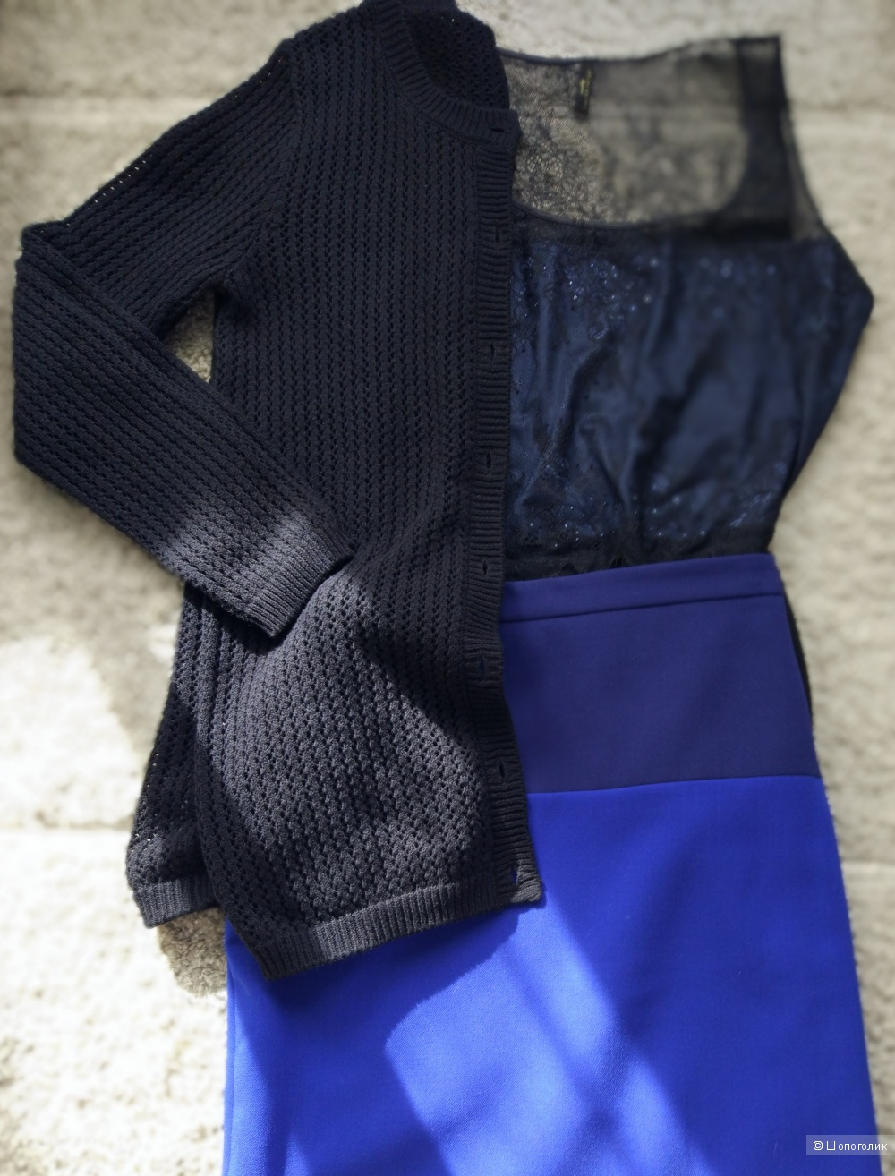 Блузка из викозы с шелком Intimissimi
