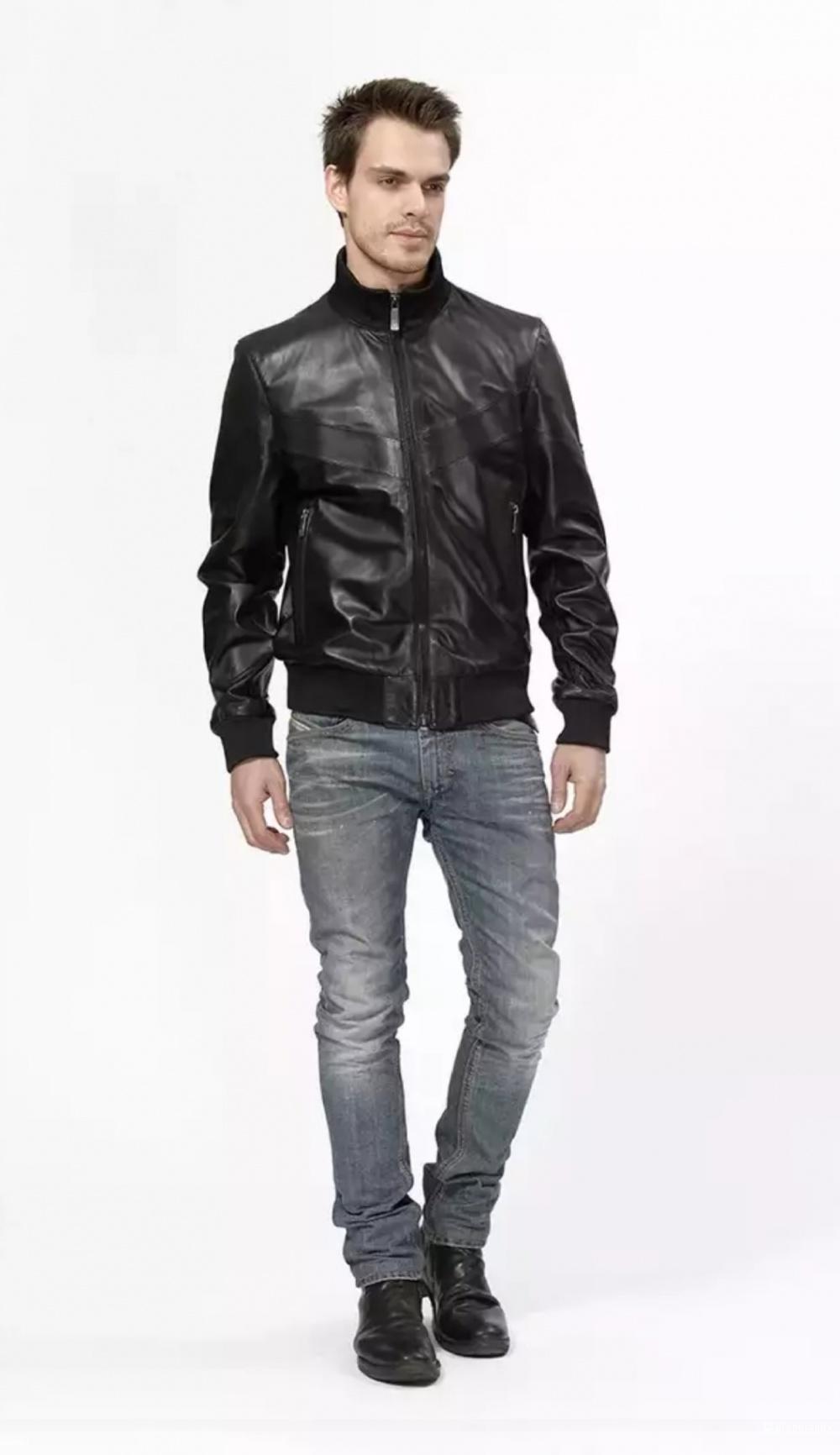 Мужская куртка ZARA, размер L 48-50