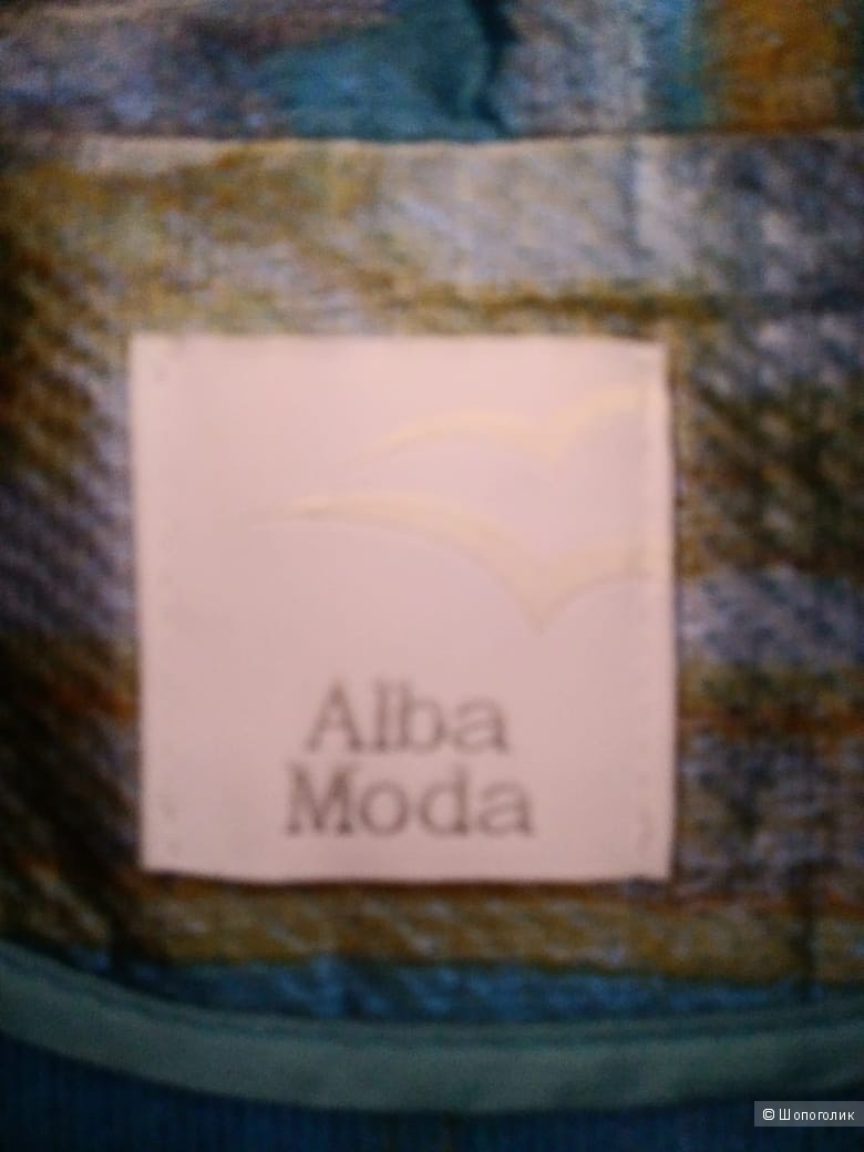 Плащ - ветровка   ALBA MODA , размер   M - L - XL