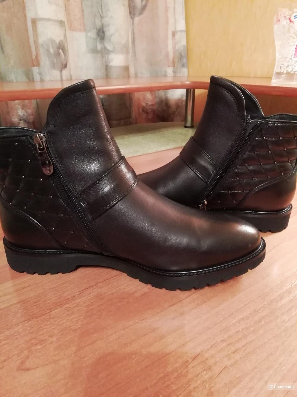 Ботинки  Tervolina 38р