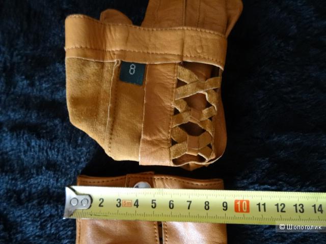 Перчатки, размер 8